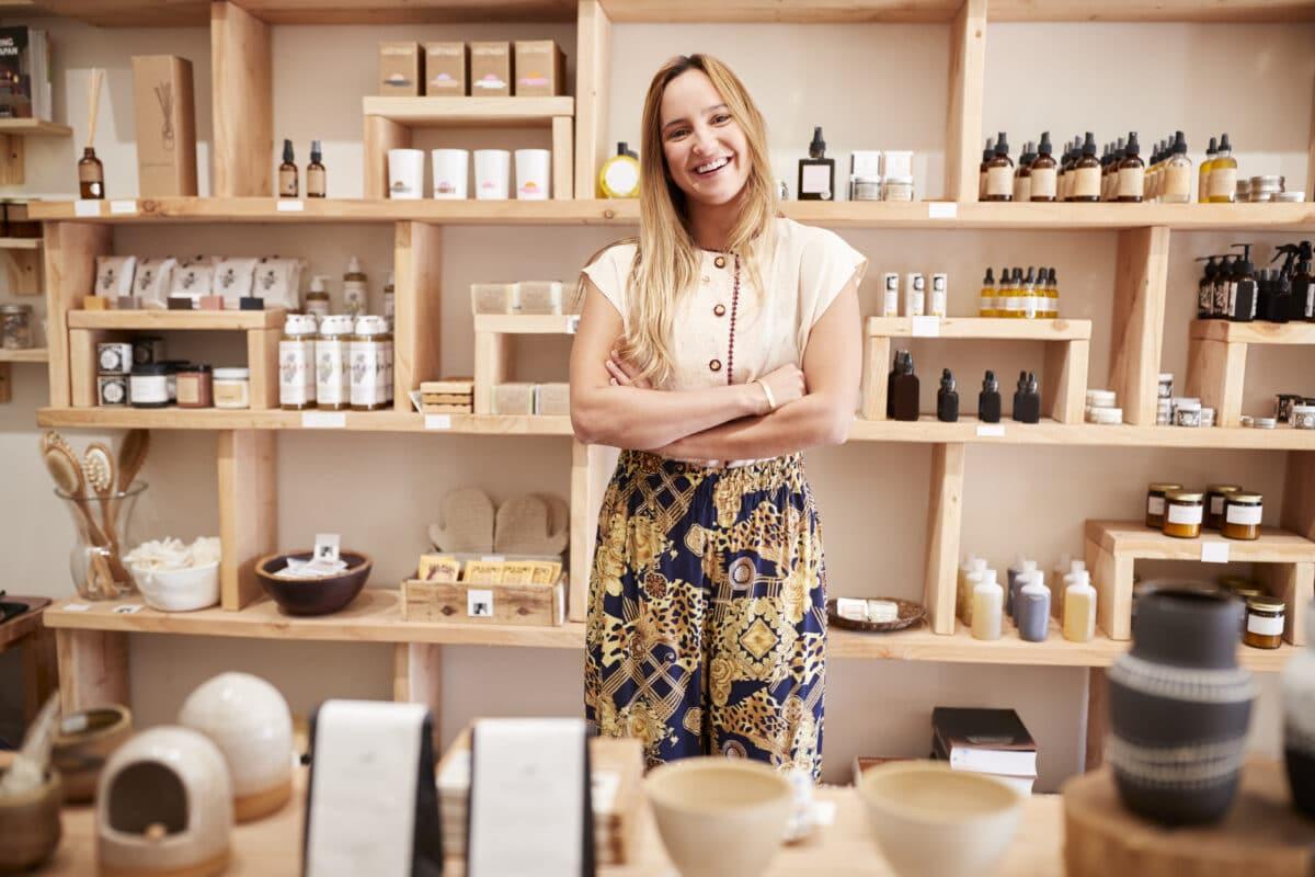 Warehousing Cosmetics