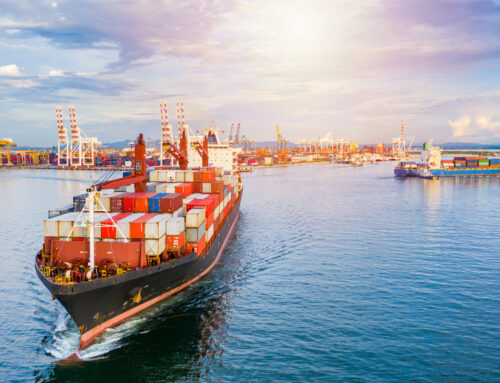 Container Ships and Supply Chain