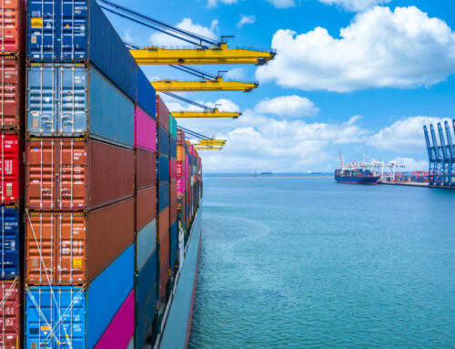 Shipping Disruption and Global Supply Chains